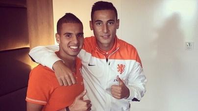 Europese top op de tribune voor Ajax-talent