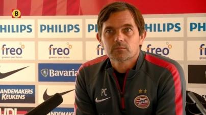 PSV-trainer Phillip Cocu wordt opnieuw vader