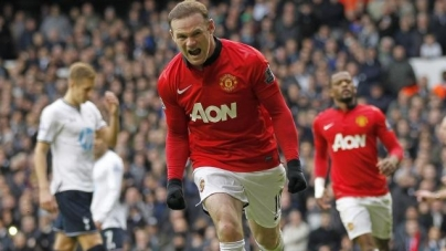 Chinezen lokken Rooney met 100 miljoen euro