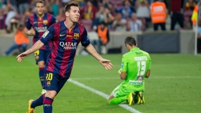 VIDEO | Geniale goal Messi tegen Bilbao in flipbook vorm