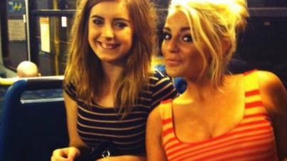 WAG Chloe Sanderson haalt uit naar Newcastle