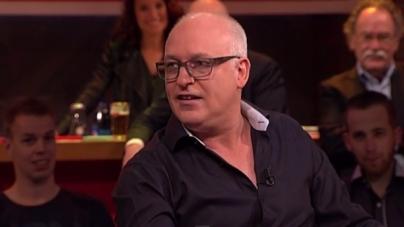 Levenspartner René van der Gijp overleden
