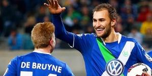 Dost scoort niet, maar is wel belangrijk voor Wolfsburg