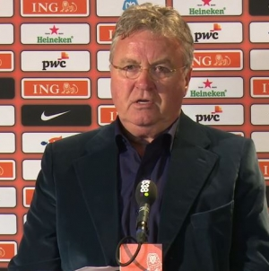 'Hiddink op shortlist Engelse topclub'