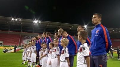 Smadelijke nederlaag voor Jong Oranje in Frankrijk