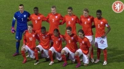 Oranje onder 17 boekt nipte oefenzege op Zwitserland