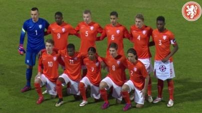 Oranje onder 17 start EK met gelijkspel