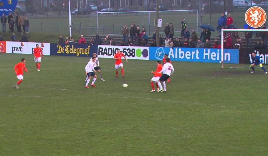 Samenvatting Oranje U19 – Noorwegen U19