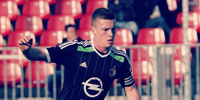 Feyenoord verlengt contract jeugdinternational