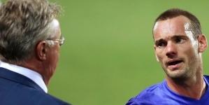 Hiddink: 'Heb de nodige gevechten met Wesley gehad'
