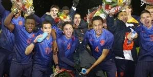 Onder 19 ambitieus: 'Europees kampioen worden zou het beste zijn'