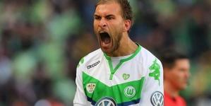 Dost goudwaard voor kansen missend Wolfsburg