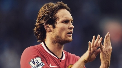 Blind tevreden over eigen ontwikkeling bij Manchester United