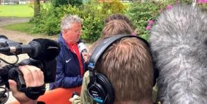 Hiddink sluit terugkeer bij Chelsea niet uit: 'We zullen wel zien'