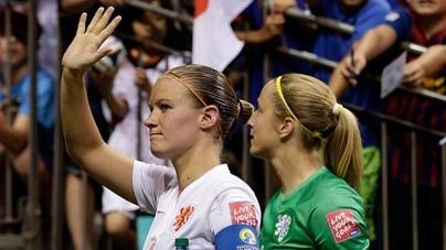 Oranje vrouwen uitgeschakeld op WK na nederlaag tegen Japan