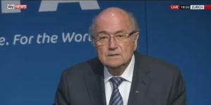 FIFA schorst Blatter, Platini en Valcke