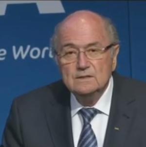 Blatter: 'WK's 2018 en 2022 stonden al vast voor stemming'