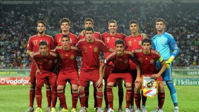 Spanje kroont zich voor zevende maal als Europees Kampioen