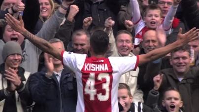 'Kishna is een jonge speler die nog moet groeien'