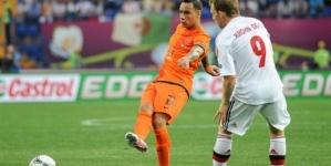 Van der Wiel: 'Niet iedereen bij Oranje is internationale top'