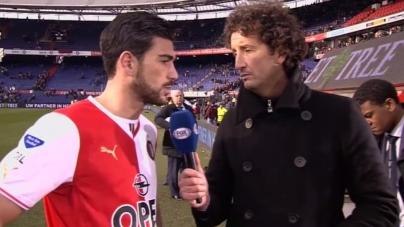 Van Gangelen fan van Ajax? 'Geloof me'