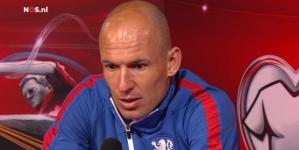 Robben hoopt op terugkeer Van Persie in Oranje