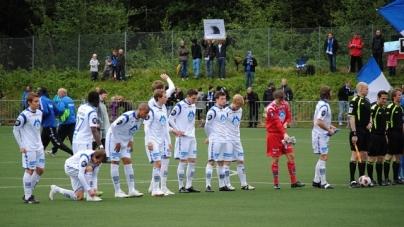 Spelers Molde FK ontvingen bijzondere wedstrijdpremie