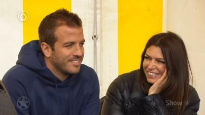 Sabia ontkent berichtgeving rond zwangerschap: 'Rafael heeft de echo's gezien'