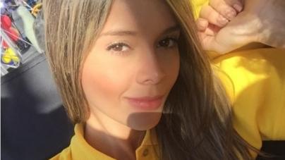 Sexy presentatrice: 'Messi beste Colombiaanse voetballer'