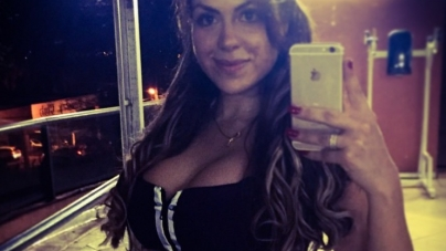 Sexy voedingsdeskundige Boavista hit op internet