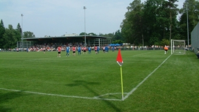 Drugsafval gedumpt voor trainingscomplex PSV
