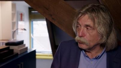 VIDEO | Emotionele Johan Derksen: 'Overlijden van mijn vrouw was het grootste drama uit mijn leven'