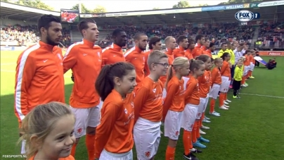 Jong Oranje lijdt eerste nederlaag in EK-kwalificatie