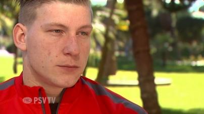 PSV-debutant vergist zich in tegenstander: 'Gladbach is natuurlijk een goede ploeg'