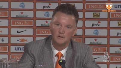 Van Gaal: 'Fellaini meer middenvelder dan spits'