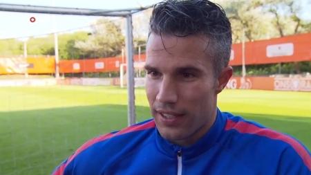 Van Persie benadert personal coach voor terugkeer in Oranje