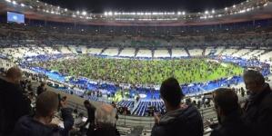 Oefenduel Duitsland – Nederland op de tocht na aanslagen in Parijs