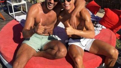 'Ronaldo mag niet meer omgaan met Badr Hari'