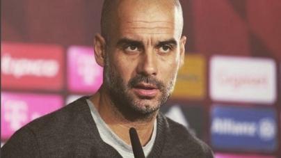 Guardiola aangesteld als opvolger vertrekkende Pellegrini