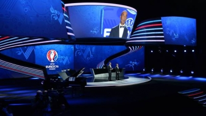 Loting EK 2016 Frankrijk