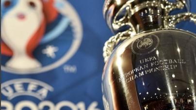 Liveblog: EK loting Frankrijk 2016