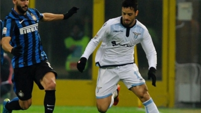 Manchester United bied 60 miljoen voor Lazio-sterspeler Felipe Anderson