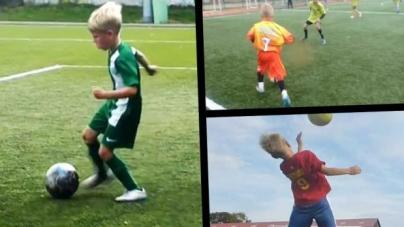 VIDEO | Is dit 10-jarige jongetje de nieuwe Messi?
