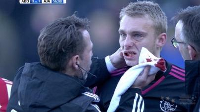 VIDEO | Cillessen knock-out na duel met Schaken