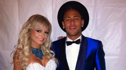 FOTO'S | 'Ken' Neymar showt zijn Braziliaanse Barbie