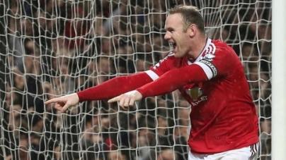 VIDEO | Rooney door Van Gaal geprezen voor wondergoal