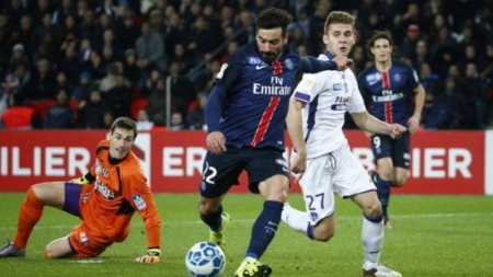 Ook PSG spits Lavezzi tekent in China