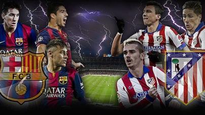 Champions League vanavond hervat met Barcelona – Atletico