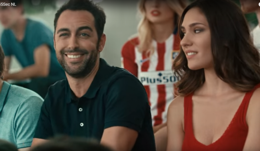 De hoofdsponsor van Atlético Madrid: Plus500
