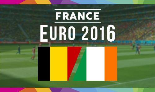 belgie ierland